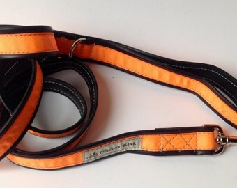Neon Orange Leash