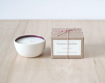 PROVENCE candle.