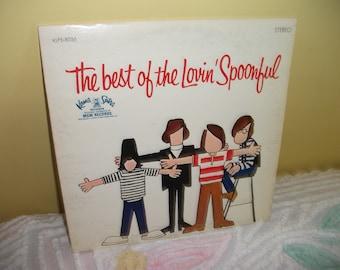 Best of Lovin Spoonful Vinyl Record Album NEAR MINT condition
