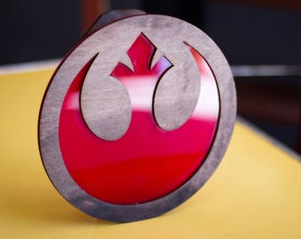 Star Wars - Rebel Alliance lamp