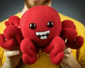 Large Octopus Plushie