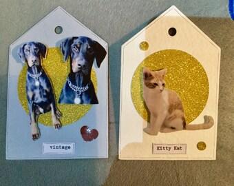 Customised Photographs/Images Shrink Plastic Jewellery