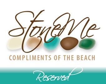 Beach Stones Slag Pebbles FISHTOWN Jewelry Bead Sea Glass Drilled River Rocks Aqua Turquoise Sea Sun Sand Dangles Pendants