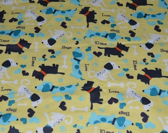 Snuggle Flannel Fabric 2 Yards