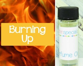 Burning Up Perfume, Perfume Oils, Fragrance Samples, Perfume Oils, Perfume Samples, Fragrance Oils, Rose, Sandalwood, Jasmine