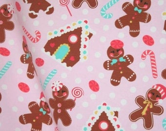 Gingerbread US knit 1  yard