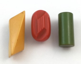 bakelite shapes
