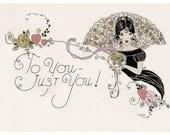Custom Order for Susan 10 Assorted Handkerchiefs