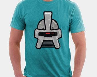 Chrome Job Shirt  - Battlestar Galactica Shirt | T-shirt for Women Men | Sci-Fi Shirt | Science Fiction | Nerd | Geek | Pop Culture | BSG