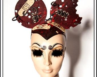 Meep!  Ouchhhh…  Medical Mouse Ears Headdress