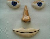 SPENCE -  Ceramic FACE