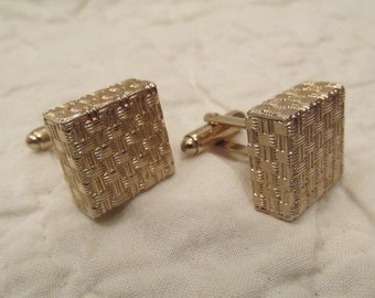 Vintage Cuff Links Nice Design