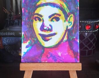 ART CARDS No 83 Monica Rambeau/Spectrum