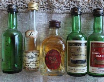 Miniatures Bottles