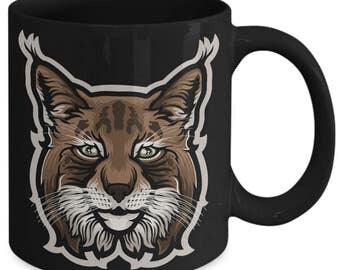 Lynx Wild Cat Coffee Mug