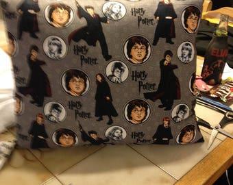 Harry Potter Toss Pillow