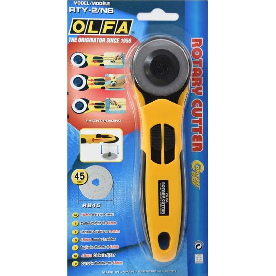 45mm Quick-Change Rotary Cutter (RTY-2/NS)