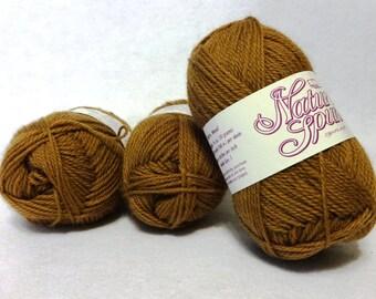 Stash Sale, Brown Sheep Company Nature Spun Wool Yarn, Sale Yarn, Wool Yarn, Brown Sheep Company Yarn, Brown Wool Yarn - 3 balls