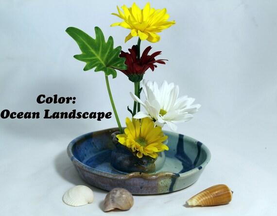 Large Ikebana - Mini Flower Pin Vases