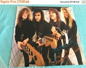25% OFF Spring Sale Rare Vintage 1987 Metallica Garage Days Revisited original 5.98 E.P.  Vg+