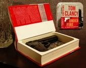 Hollow Book Gun Safe (Under Fire)