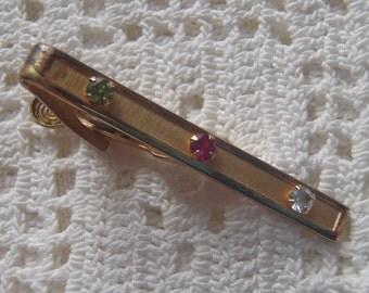 Vintage Tie Clip  J. E. Welmont 1/20 12K. G.F.