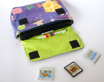 Katamari Damacy 3ds / 3ds xl / New 3ds Carrying Case MADE TO ORDER