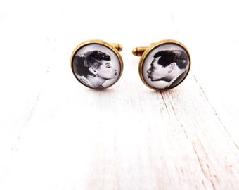 I Love Lucy and Ricky Cufflinks