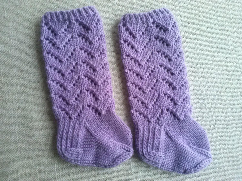 Knitted Baby Socks Baby Socks Warm Baby Socks Knit Socks Leg Warmers