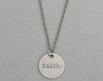 faith Necklace