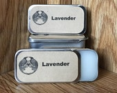 Lavender E.O. Solid Perfume Balm