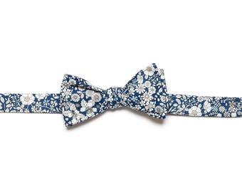 Pomp & Ceremony, Men's Bow tie, Liberty of London Junes Meadow