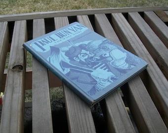 Vintage Book Paul Bunyan The Work Giant by Ida Virginia Turney 1941