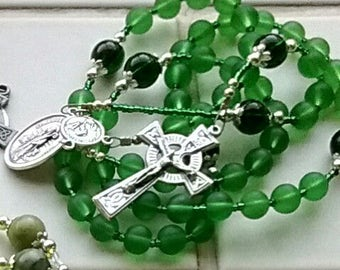 St Patrick Irish Celtic Rosary