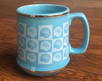 Vintage United Way Ceramic Mug - USA