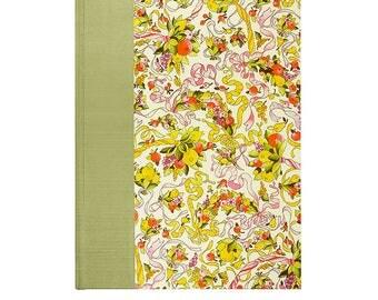 Recipe Book Blank  Fruit Garland