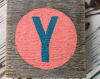 Y wood tile