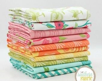 "Acreage - Fat Quarter  Bundle - 10 - 18""x21"" Cuts - by Shannon Gillman Orr- Moda Quilt Fabric"