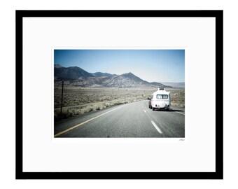 Fine Art Print - Route 66