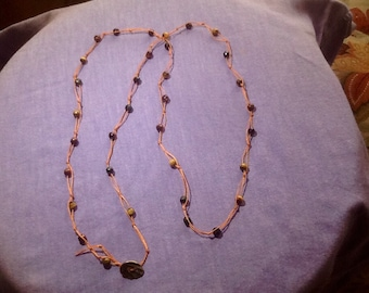Tiger's Eye necklace or bracelet