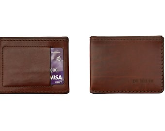 Leather Wallet // Cash & Card Holder