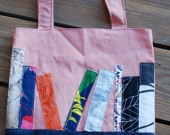 Library bag, Booklover's tote