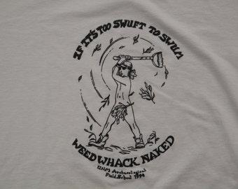 vintage archeology school t shirt