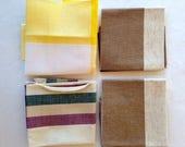 Aida Cross Stitch Hopscotch Fabric – Set of 4