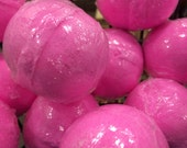 Sex Bomb Bath Bomb | Bath Fizz | Natural | Skin Care | Butters | Sexy | Fizzy | Bridesmaid Gift | Valentines | Moisturizing | Lush Dupe  |