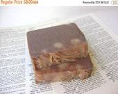 Vanilla Cream Soap, Cold Process Soap with Cream, Bath and Facial Soap bar soap