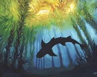 Kelp Forest II