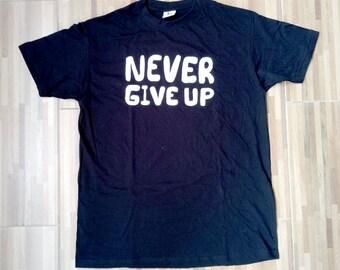 Graphic tee, gift, unisex tee, art, funny tee black shirt M size