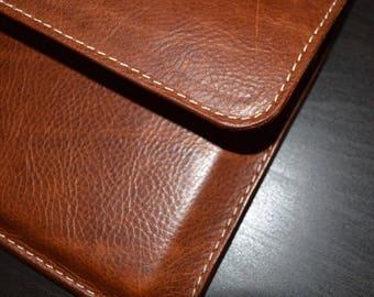MacBook Pro 13 Inch Leather Case, MacBook Pro 15 Inch Case, Macbook Pro 17 Inch, Brown Leather MacBook Case, Leather MacBook Sleeve