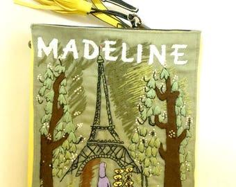 Madeline clutch bag